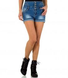 Dámske jeansové šortky Sasha Q4077
