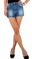 Dámske jeansové šortky Sasha Q5543