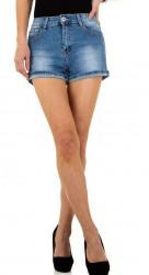 Dámske jeansové šortky Sasha Q5544