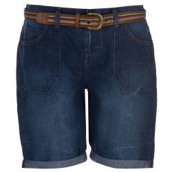 Dámske jeansové šortky SoulCal H6078