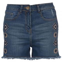Dámske jeansové šortky SoulCal H9310