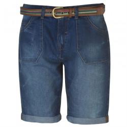 Dámske jeansové šortky SoulCal H9719