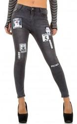 Dámske jeansy Laulia Q1265