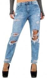 Dámske jeansy Laulia Q1266