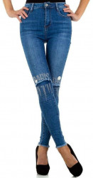 Dámske jeansy Laulia Q4505