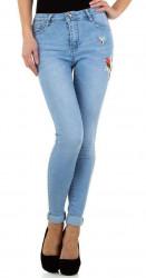 Dámske jeansy Laulia Q4508