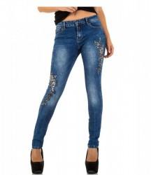 Dámske jeansy Mozzaar Q1118