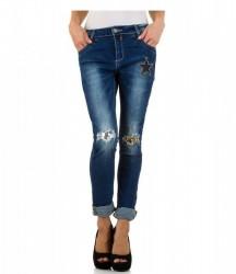 Dámske jeansy Mozzaar Q1126