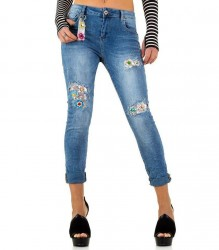 Dámske jeansy Mozzaar Q1239