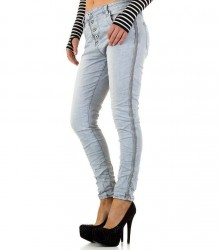 Dámske jeansy Mozzaar Q1245