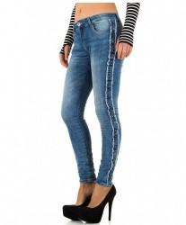 Dámske jeansy Mozzaar Q1384