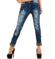 Dámske jeansy Mozzaar Q2075