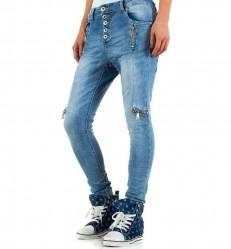 Dámske jeansy Mozzaar Q2077
