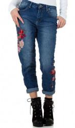 Dámske jeansy Mozzaar Q3666