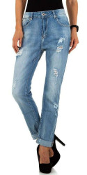 Dámske jeansy Mozzaar Q5501
