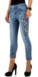 Dámske jeansy Mozzaar Q5502