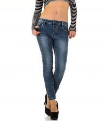Dámske jeansy New Play Q1703