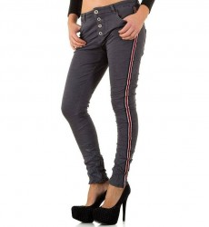 Dámske jeansy New Play Q1867