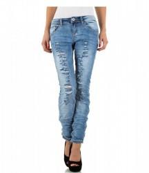 Dámske jeansy Place Du Jour Q1113