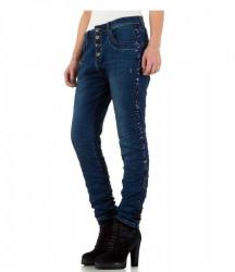 Dámske jeansy Place Du Jour Q1121