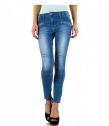Dámske jeansy Place Du Jour Q1128