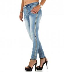 Dámske jeansy Place Du Jour Q2705