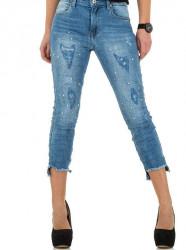 Dámske jeansy Place Du Jour Q4267