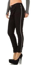 Dámske jeasové nohavice Mozzaar Q5490