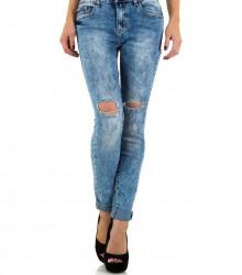 Dámske jeasové nohavice Q4175