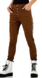 Dámske jeasové nohavice Q7171
