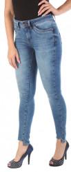 Dámske jensové nohavice W2466