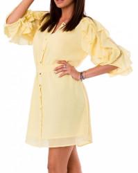 Dámske košeĺové šaty N1162
