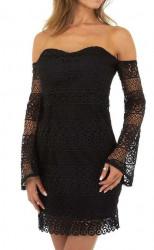 Dámske krajkové šaty Q7020
