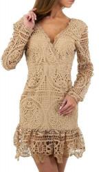 Dámske krajkové šaty Q7180