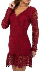 Dámske krajkové šaty Q7181