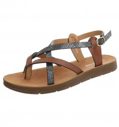 Dámske letné sandále Q2273
