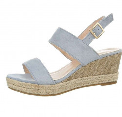 Dámske letné sandále Q4747
