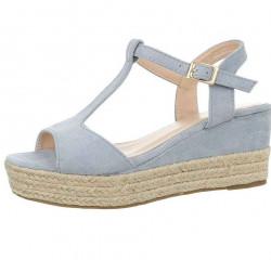 Dámske letné sandále Q4748