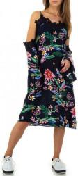 Dámske letné šaty I0544