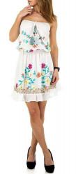 Dámske letné šaty JCL Q5519