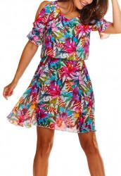 Dámske letné šaty N1089