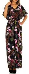 Dámske letné šaty Q4746