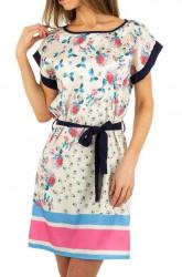 Dámske letné šaty Voyelles Q5084