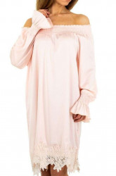 Dámske letné šaty Voyelles Q5091
