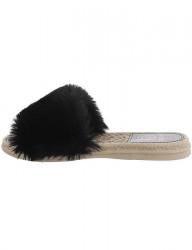 Dámske luxusné papuče I7522