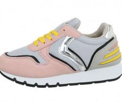 Dámske módne botasky Q4423
