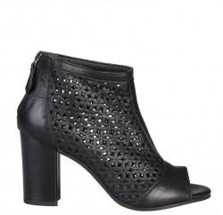Dámske módne členkové topánky Pierre Cardin L2805