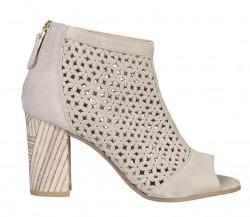 Dámske módne členkové topánky Pierre Cardin L2806
