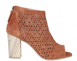 Dámske módne členkové topánky Pierre Cardin L2807