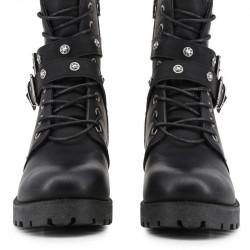 Dámske módne členkové topánky XTI L2157 #2